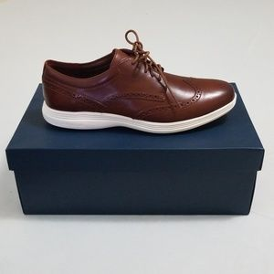 Cole Haan Grand Tour Wing Ox Woodbury Dress Shoes